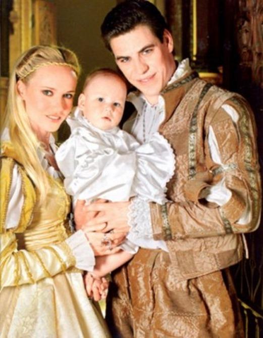 семья дюжева дмитрия фото