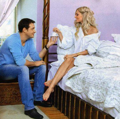 Жена кирилла сафонова фото свадьбы