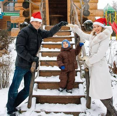 дмитрий карпачев и его семья фото