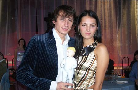 Жена, вадима, галыгина, ольга Вайнилович:и в семье пары и первая