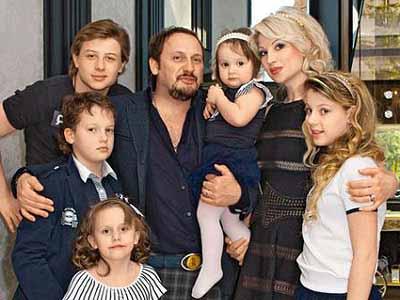 семья стас михайлов фото