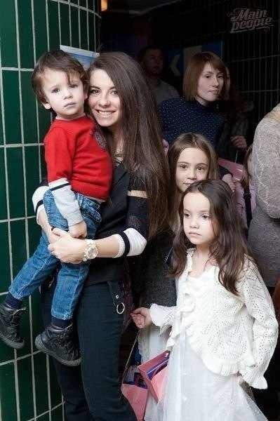 Дети киркорова новые фото