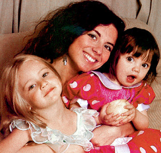 анна плетнева с семьей фото