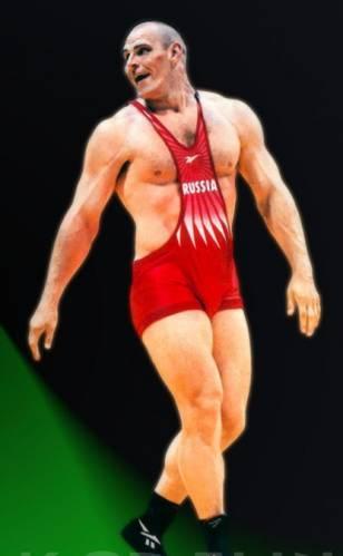 Александр Карелин рост вес