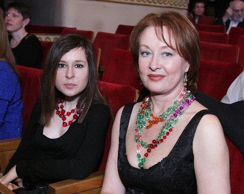 Дети Ларисы Удовиченко