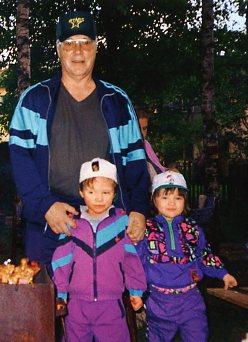 Фото детей евгения жарикова