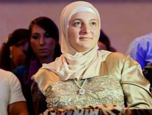 фото жены рамзана кадырова медни