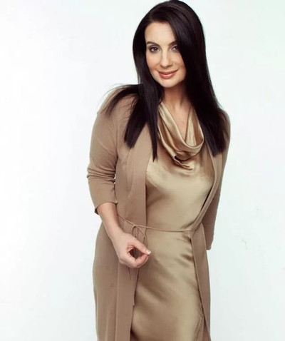 Екатерина Стриженова в молодости