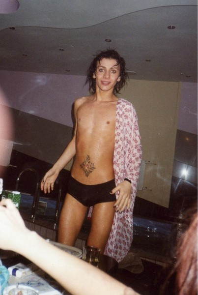 Транссексуалка эрика дом 2