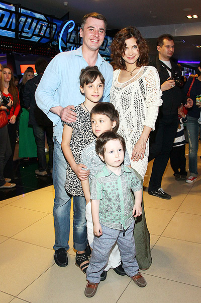 актеры и их дети фото