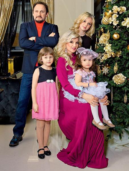 стас михайлов фото семьи