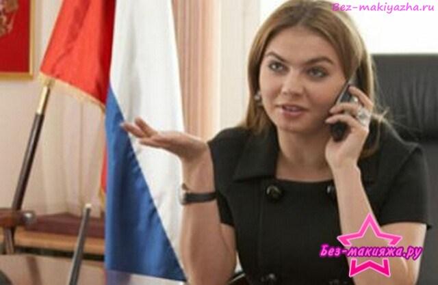 Алина Кабаева без макияжа - Жизнь звезд, звезды без макияжа: http://bez-makiyazha.ru/publ/russkie/alina_kabaeva/1-1-0-64