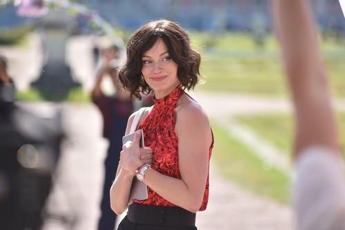 Светлана Ходченкова поразила всех своим новым имиджем