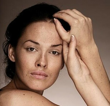Дарья Астафьева без макияжа