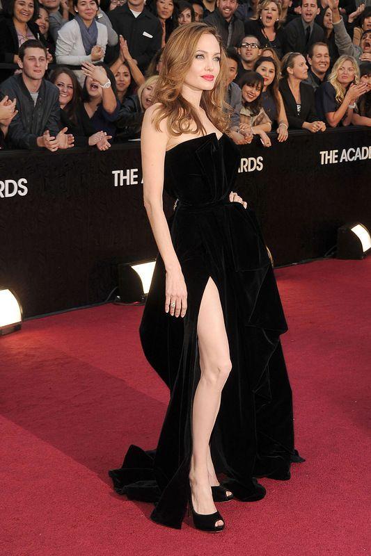 Черное платье Анделины