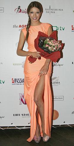 Наталья Бордо рост вес