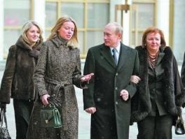 Муж Кати Путиной