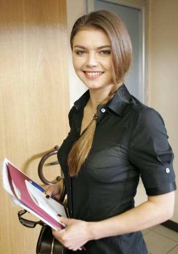 Алина Кабаева рост вес