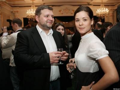 Жена Никиты Белых
