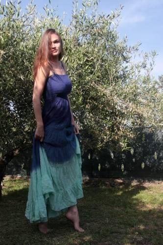 Алена Водонаева рост вес