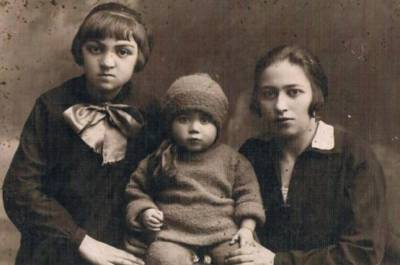 Жена Михаила Винницкого