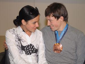 Жена Максима Чудова