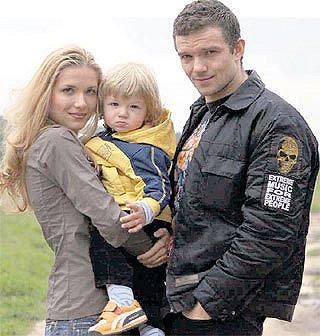 Жена Владимира Епифанцева