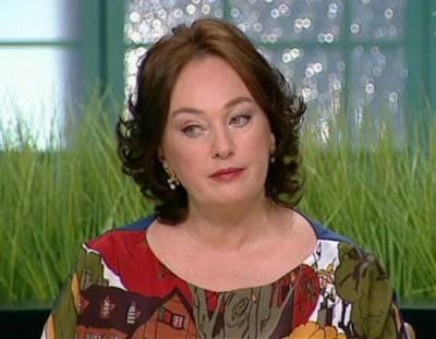 Лариса Гузеева опозорилась в эфире