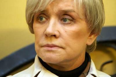 Вера Алентова после пластической операции