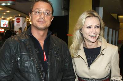 Жена Алексея Макарова