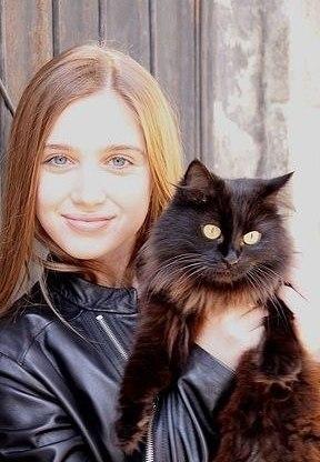 Анна Андрусенко без макияжа
