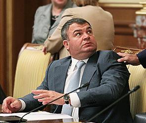 Юлия Сердюкова жена Сердюкова
