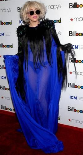 Леди Гага рост вес