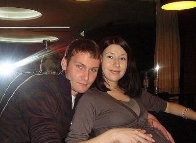 Жена Николая Наумова