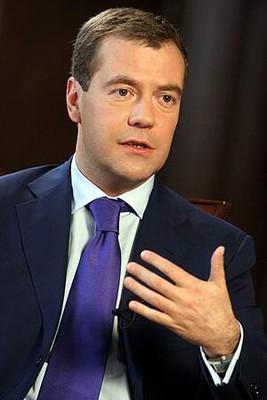 Дмитрий Медведев рост вес