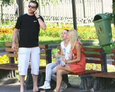 Жена Кирилла Сафонова