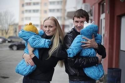 Жена Вячеслава Мясникова