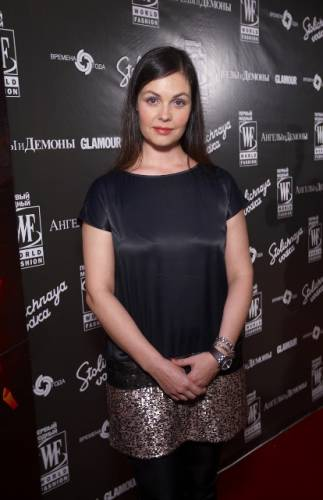Екатерина Андреева рост вес