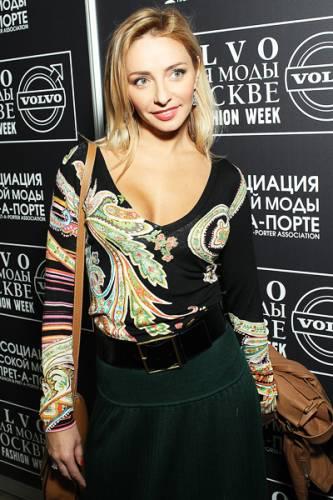 Татьяна Навка рост вес