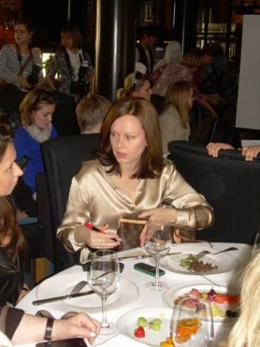 Ирина Безрукова без макияжа