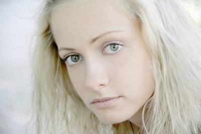 Полина Максимова без макияжа