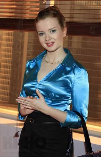 Екатерина Копанова рост вес