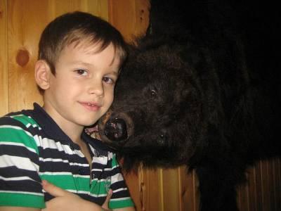 Дети Алексея Самсонова
