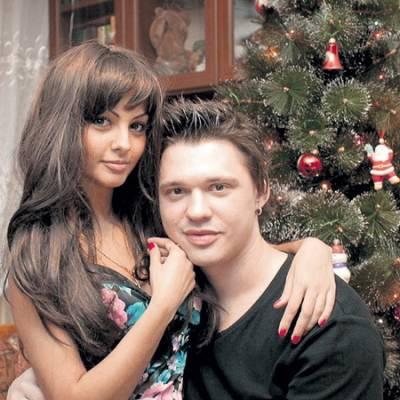 Жена Алексея Кабанова