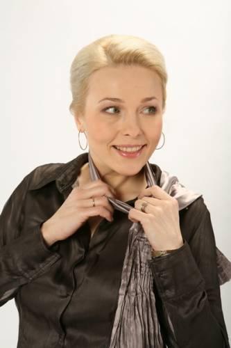 Анна Легчилова рост вес