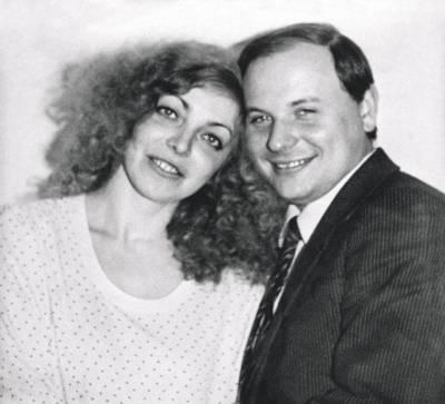 Жена Егора Гайдара