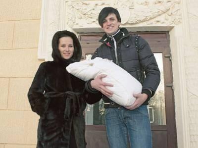 Жена Дмитрия Колдуна