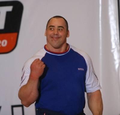 Андрей Маланичев рост вес