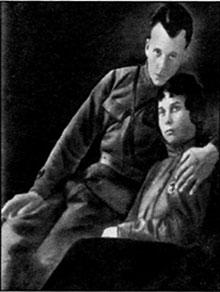 Дмитрий Фурманов, жена