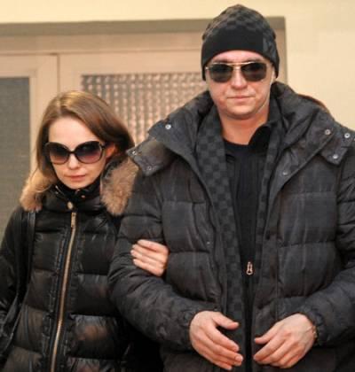 Жена Сергея Филина